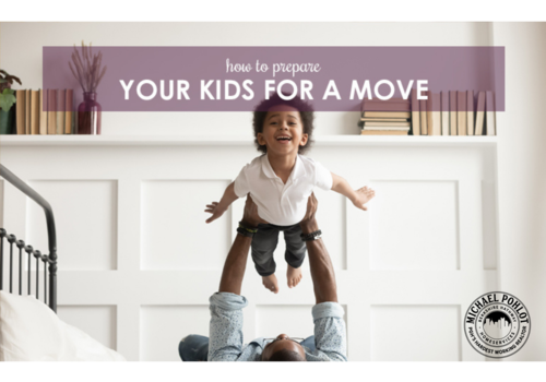 How to Prepare kids for a move Mike Pohlot Pittsburgh Realtor