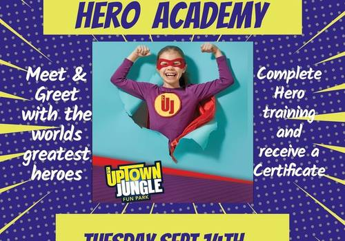 Hero Academy Event at Uptown Jungle Mesa
