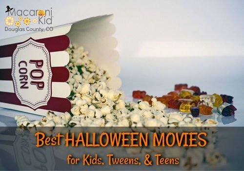 best halloween movies for families and kids