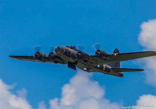 Stuart Air Show, B-17