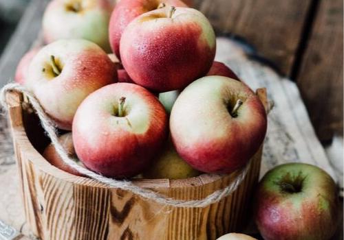 Apples, Apple Picking, Fall, Basket