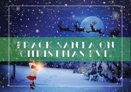 Track Santa on Christmas Eve