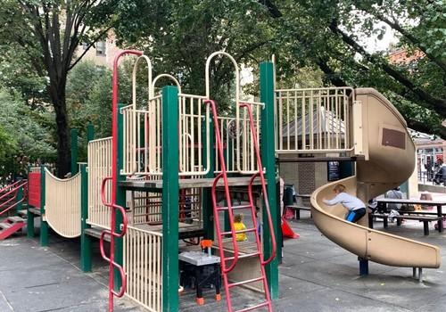 Bleeker Street Playground, parks in lower manhattan