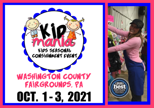 Kid Mania Kids Consignment Event