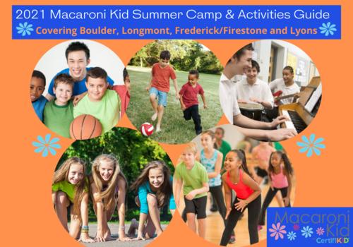 Longmont Summer Camp Guide