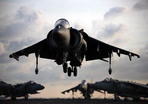 Stuart Air Show Harrier 2