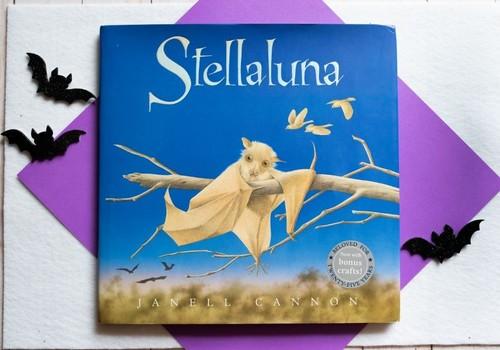 StellaLuna, Book review, Children's book review