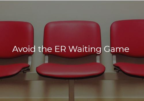 Avoid the ER waiting game and exposure to COVID-19 with an injury by going to OrthoExpress Urgent Care in Chelsea, Alabama, near Birmingham