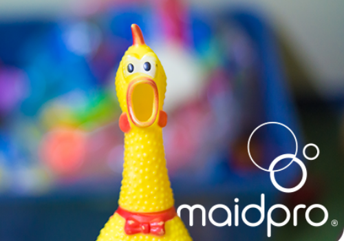 Top tips on what to clean before the holidays arrive from MaidPro of Birmingham
