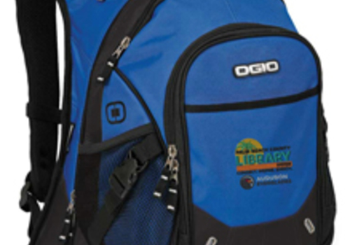 Palm Beach County Library System birding backpacks