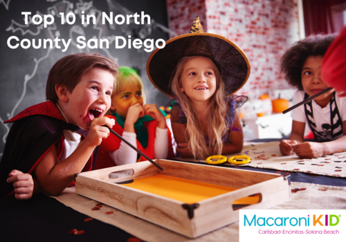 Top 10 in North County San Diego Halloween