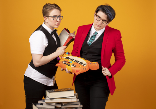 The Doubleclicks OtterBox Digital Dome Theater