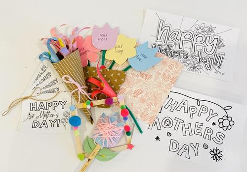 Mother's Day Craft Box from Play Date