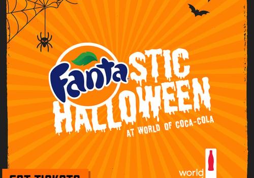 World of Coca-Cola Fantastic Halloween
