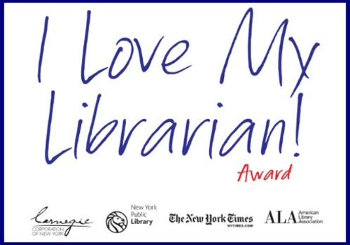 Nominate Your Favorite Librarian