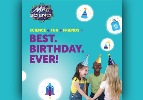 Mad Science Best Birthday Ever