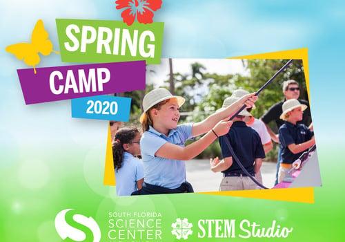 SF Science Center and STEM Studio Spring Break Camp 2020