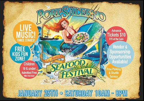2020 Port Salerno Seafood Festival