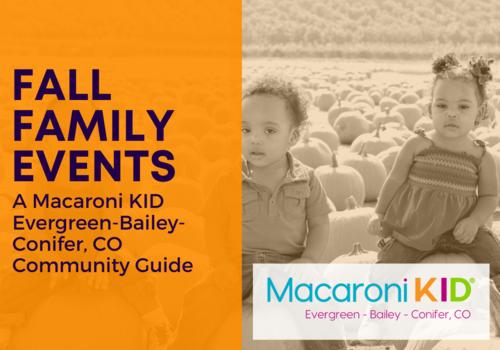 Fall Family Fun Guide - Evergreen