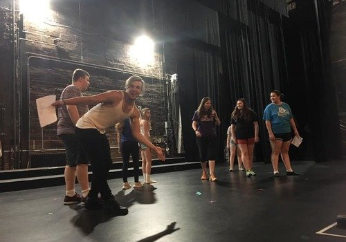 state theatre acting camp easton lehigh kids