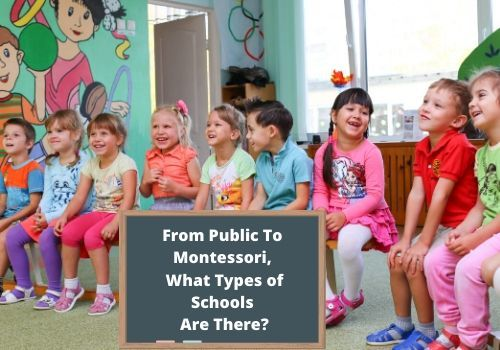 From Public To Montessori, What Types of Schools Are There?