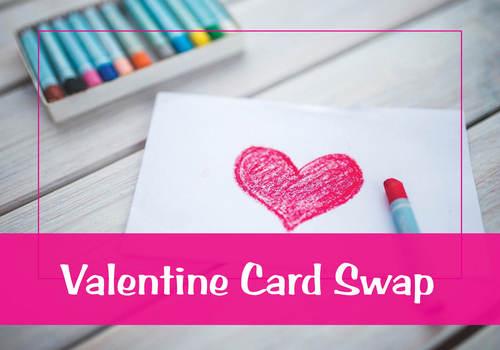 Valentine Card Swap
