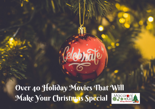 Over 40 Holiday Movies