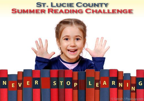 St. Lucie County Summer Reading Challenge