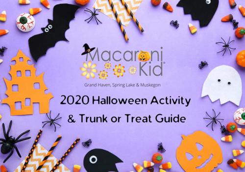 Halloween Activity Guide