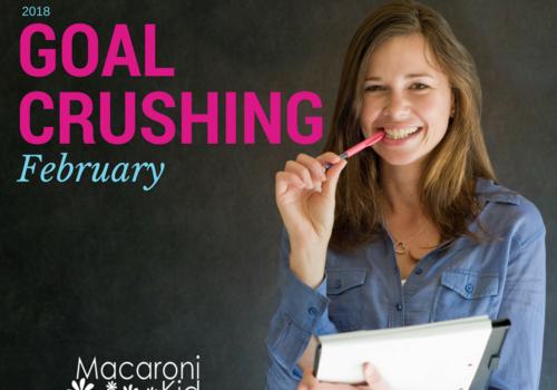 Goal Crushing Feb Woman