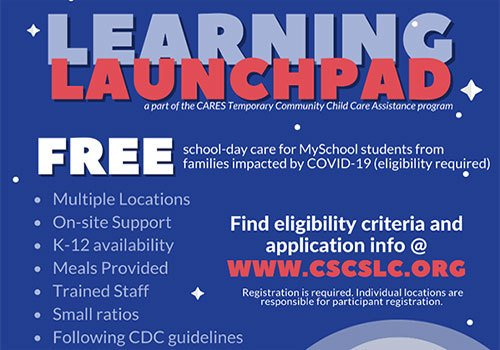Children's Services Council of SLC Learning Launchpad