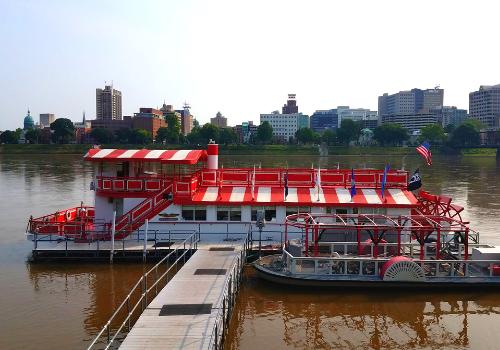 Pride of the Susquehanna Riverboat City Island Harrisburg PA