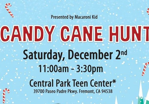 Candy Cane Hunt 2017