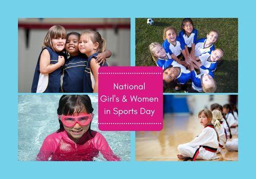 National Girls Women Sports Day