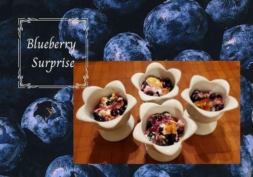 Blueberry Surprise