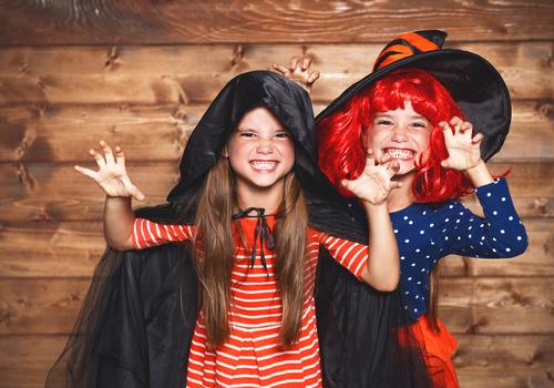 Halloween Costume Contest Photo