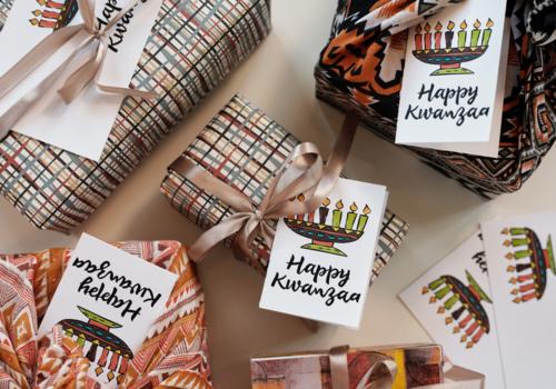 kwanzaa gifts