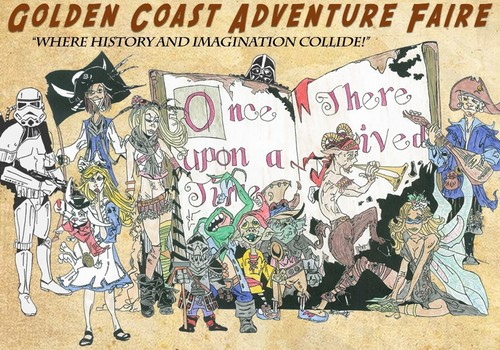 Golden Coast Adventure Fair May 12-13 2018 Roseville