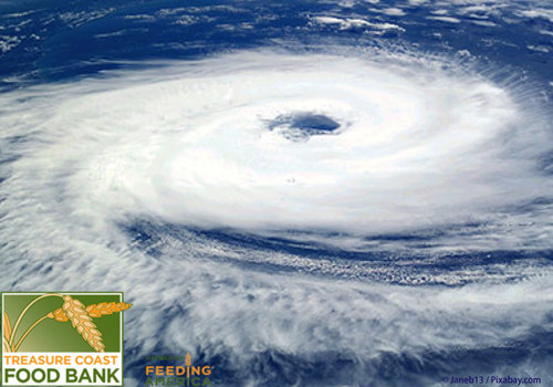 Treasure Coast Food Bank Hurricane Irma Relief Program