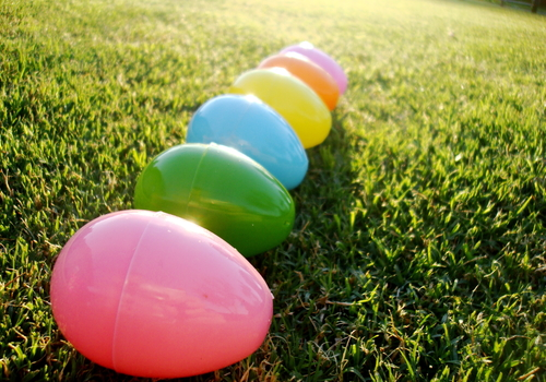Hillsdale Easter Egg Hunt
