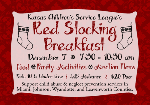 Red Stocking Breakfast