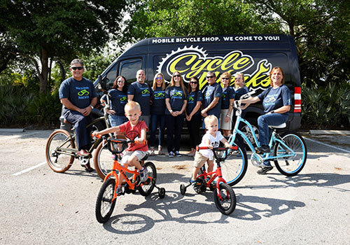 Tykes & Teens Ride for Mental Health