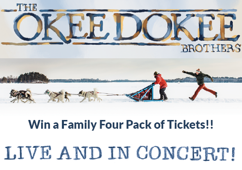 The Okee Dokee Brothers Giveaway