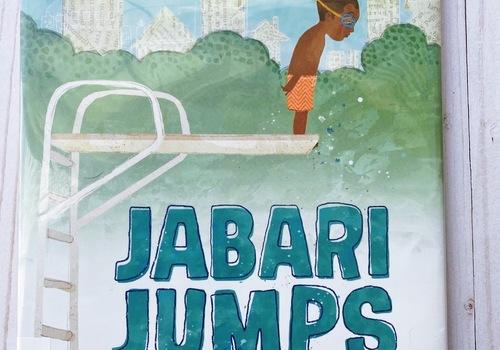 Book Review: Jabari Jumps