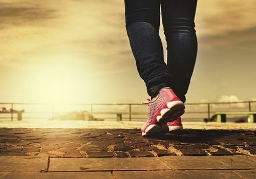 10 Fun Facts About Walking