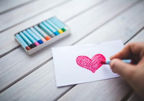 easy valentine's crafts