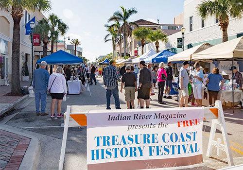 2019 Treasure Coast History Festival