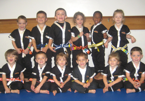 FEAR KNOT Martial Arts for Kidz, Mechanicsburg