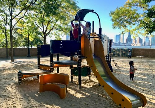 Our Play Patches, playgrounds lower manhattan, things to do NYC