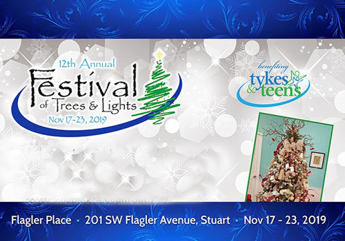 Tykes & Teens 2019 Festival of Trees